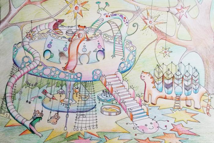 Рисунок детский сад будущего, картинки доты религиозные