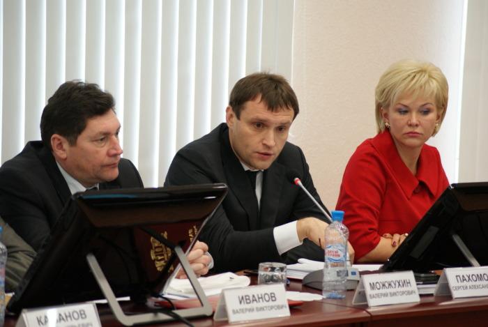 Во вторник, 14 марта, глава региона представил отчет о результатах деятельности правительства ивановской области за