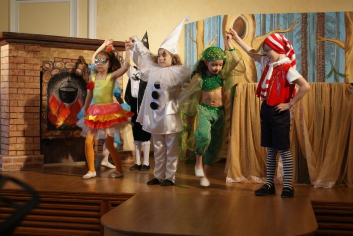 Костюмы для театра в детском саду своими руками - Wcra-Nsk.ru