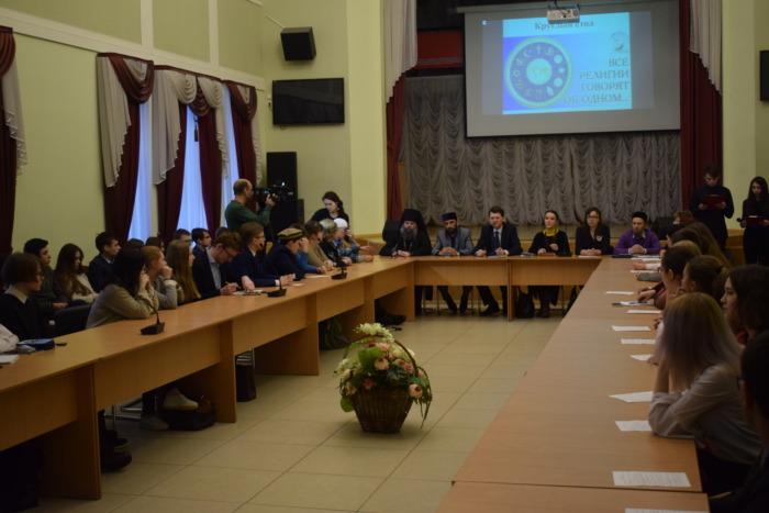 Место религии в современном мире обсудили участники круглого стола в Ивановском доме национальностей