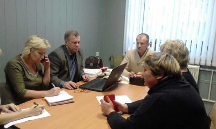 Заседание Совета ТОС